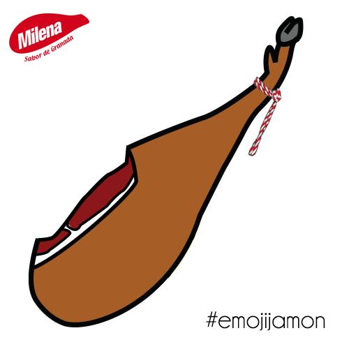 jamon emoji logo
